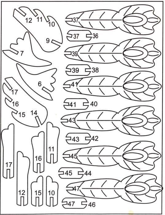 peacock 2 (538x700, 108Kb)