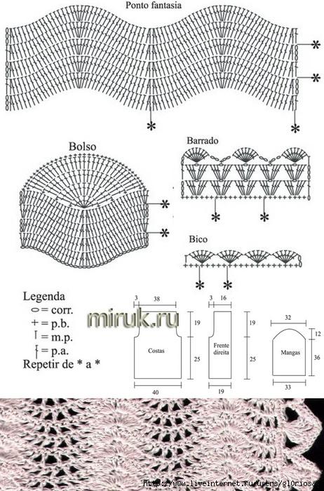 cxema-rozovaya-bluzka (462x700, 245Kb)