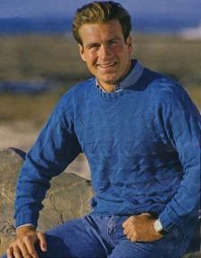 Мужские свитера со схемами вязание спицами. свитера вязание спицами.
