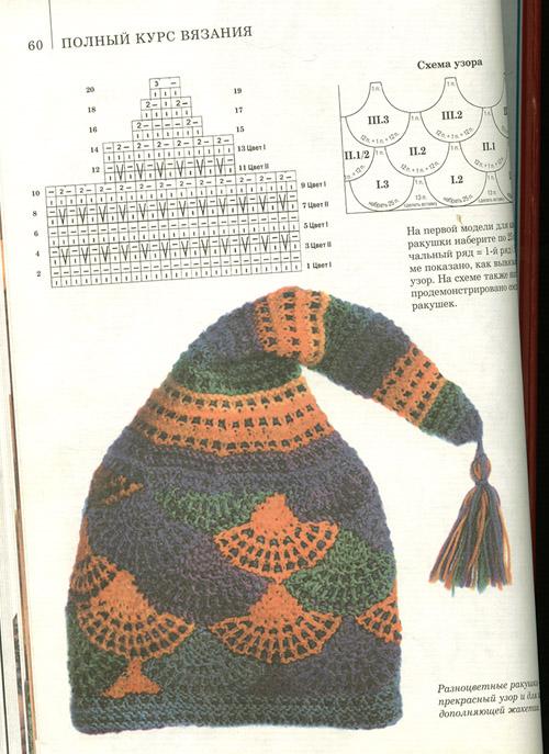 Печворкинг вязание для начинающих