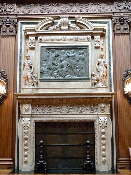 Виллa Хюгель (Виллa на холме) - родовое имение знаменитых Круппов. 56747