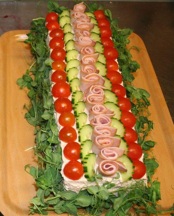 Украшение домашних блюд своими руками с фото пошаговое