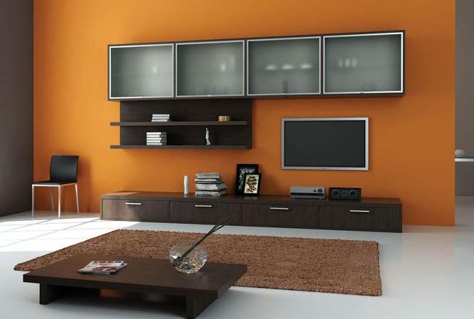 Современная мебель для дома.  Стенка.