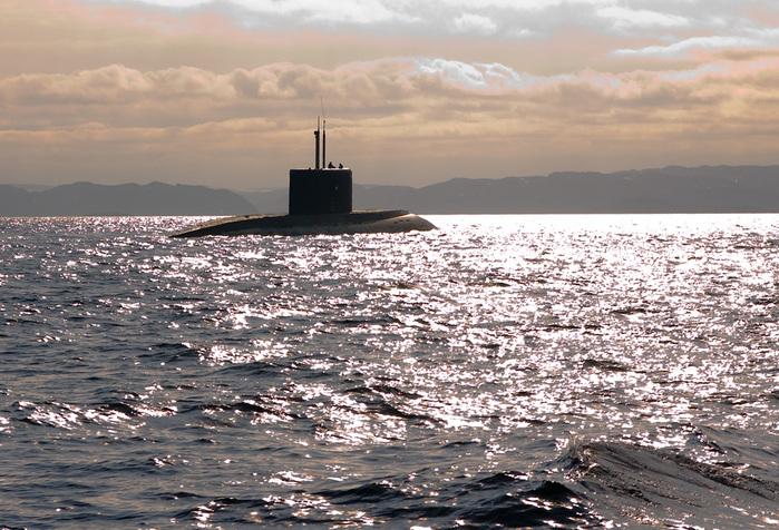 Дизельная подводная лодка липецк