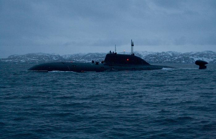 перегудов подводная лодка