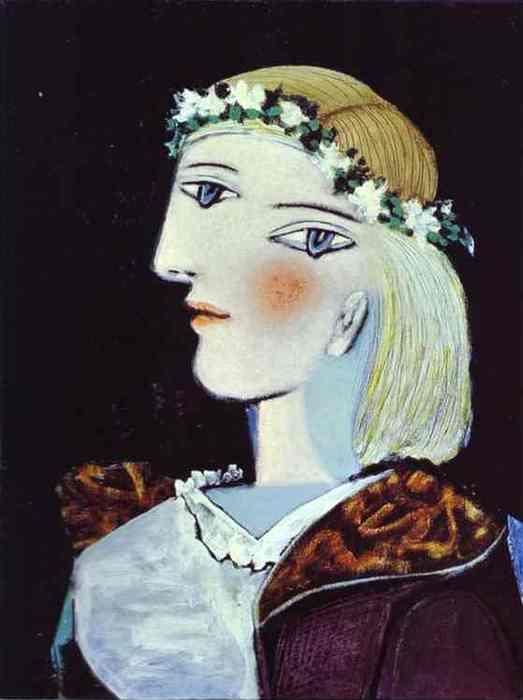 Мария Тереза Вальтер. 1937 (523x700, 22Kb)