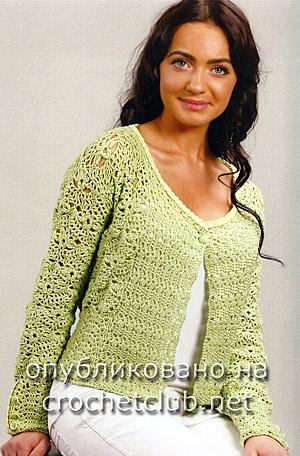 3409750_zelenaya_koftochka_kruchkom (300x456, 90Kb)