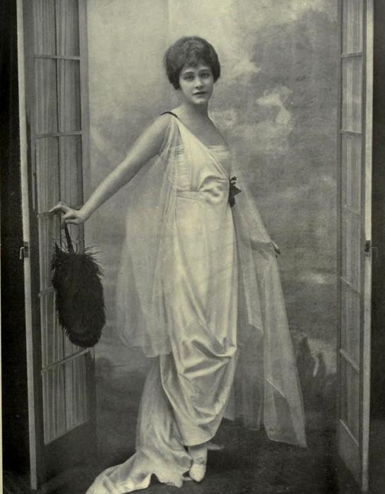 Miss Elsie Ferguson. 1917 (545x700, 84Kb)