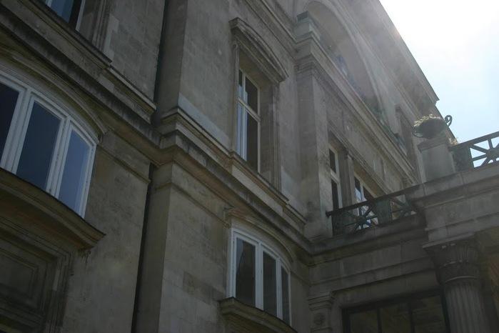 Виллa Хюгель (Виллa на холме) - родовое имение знаменитых Круппов. 27985