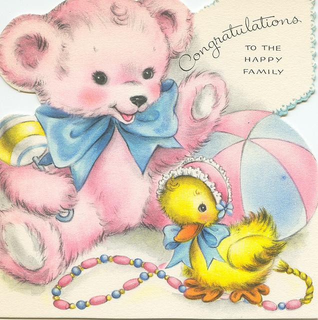 открытки детские фото