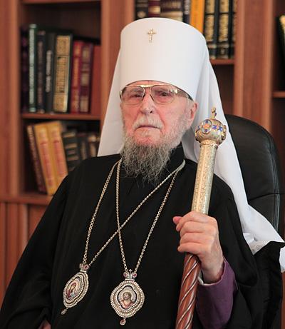 Когда умер митрополит Никодим одесский?