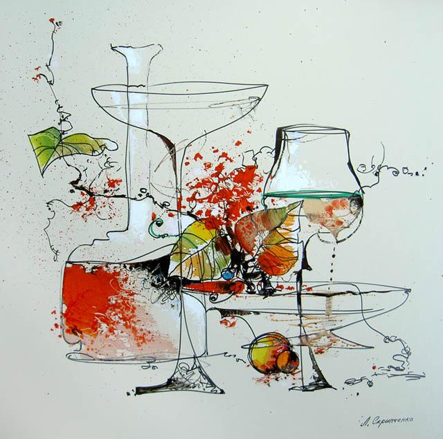 брызги красного молодого вина (640x635, 109Kb)