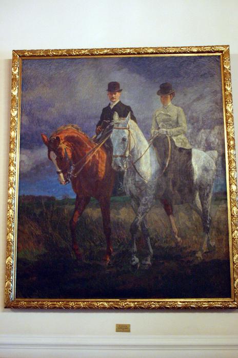 Виллa Хюгель (Виллa на холме) - родовое имение знаменитых Круппов. 58782
