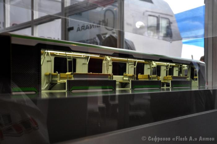 дизайна салонов вагонов
