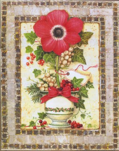 Для декупажниц !!!( Продолжение 2) Мега коллекция картинок с цветочными мотивами.  Прочитать целикомВ.