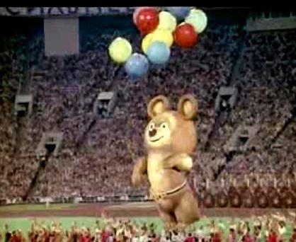 Олимпийский Мишка 1 (1980) (418x342, 33Kb)