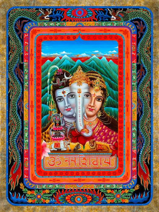 3666267_Birth_of_Ganesh (525x700, 321Kb)