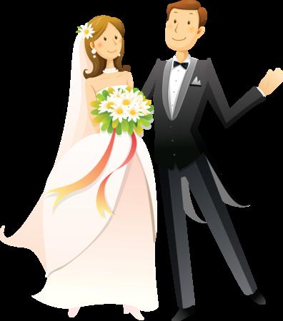 жених и невеста (396x450, 305Kb)