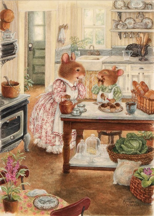 Kitchen Susan Wheeler (499x700, 146Kb)