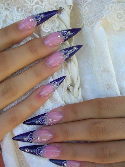 Свадебный дизайн ногтей фото ногтей
