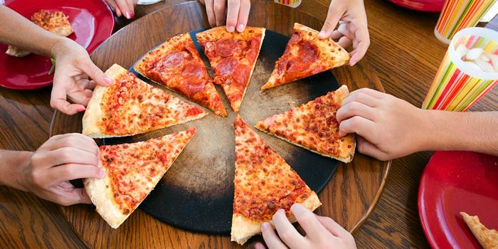 Места, где делают самую вкусную пиццу