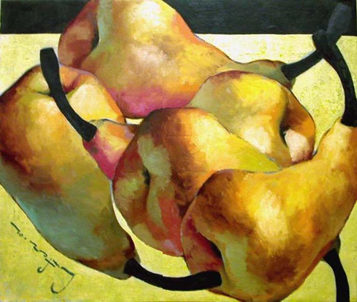0062_Five_Pears_II (700x592, 102Kb)
