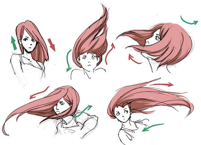 рисование аниме онлайн - фото 5