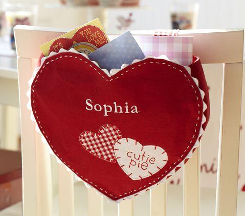 Декор дома на день святого Валентина.