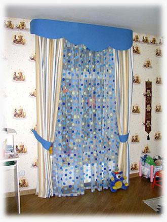 шторы для детской спальни14 (330x438, 47Kb)