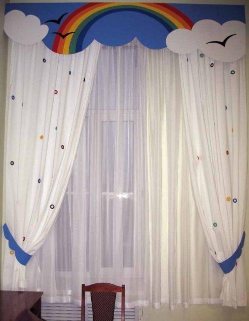 шторы для детской спальни18 (497x640, 45Kb)
