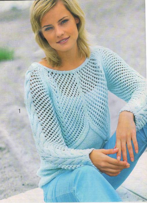 пуловер с сеткой1 (507x700, 532Kb)