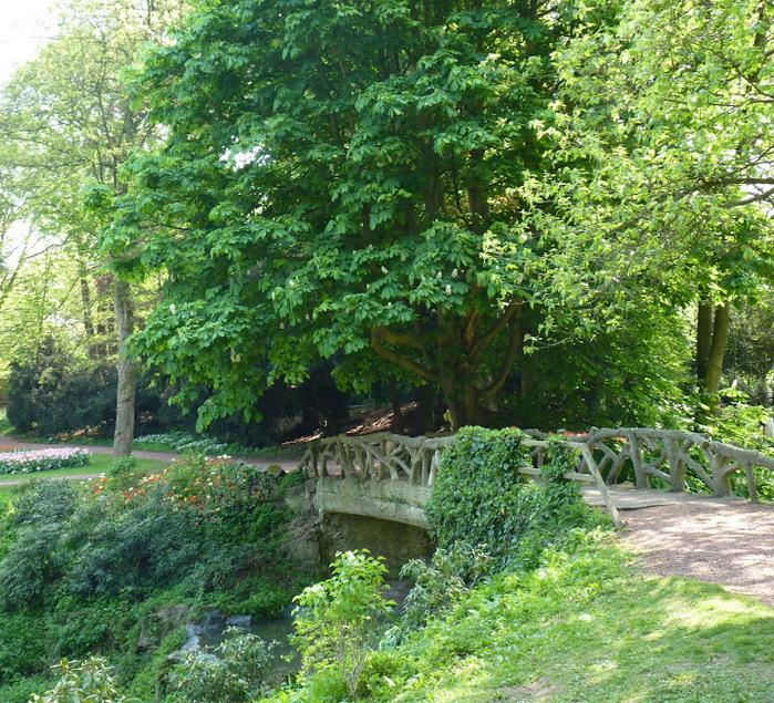 замок Гроот Бейгарден (Groot Bijgaarden) часть 2 91011