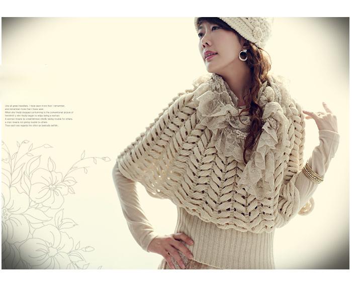 пуловер Азиатский колосок (700x570, 219Kb)