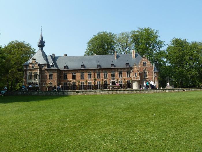 замок Гроот Бейгарден (Groot Bijgaarden) часть 2 73232