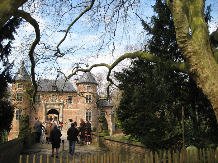 замок Гроот Бейгарден (Groot Bijgaarden) часть 2 46700