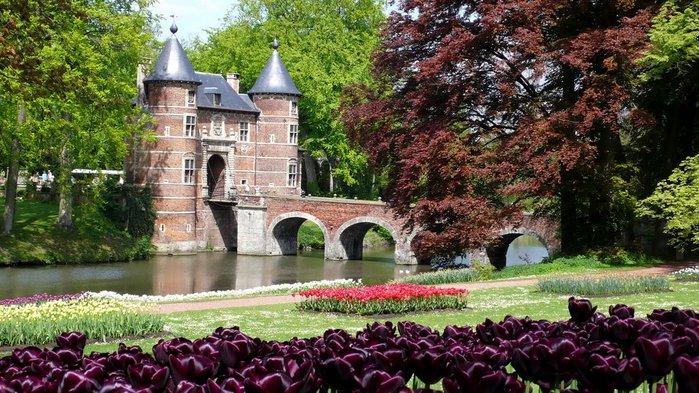 замок Гроот Бейгарден (Groot Bijgaarden) часть 2 96359