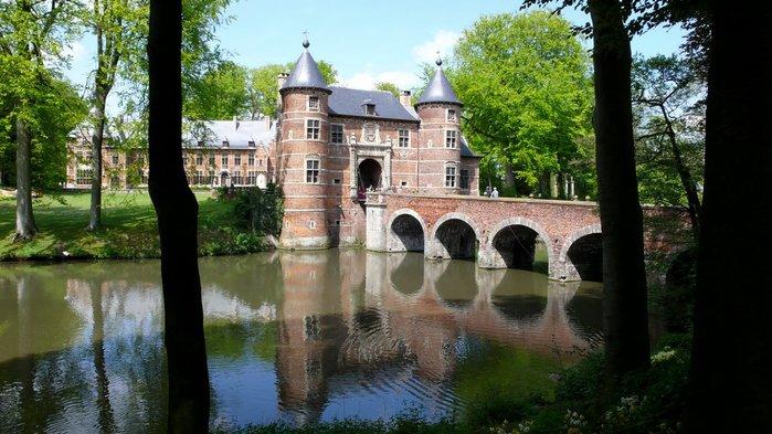 замок Гроот Бейгарден (Groot Bijgaarden) часть 2 80805