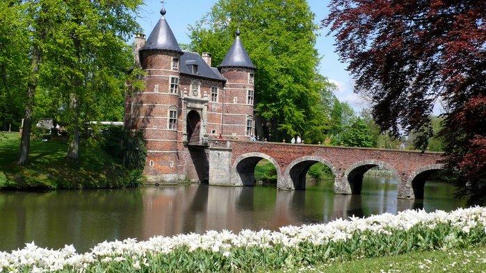 замок Гроот Бейгарден (Groot Bijgaarden) часть 2 22307