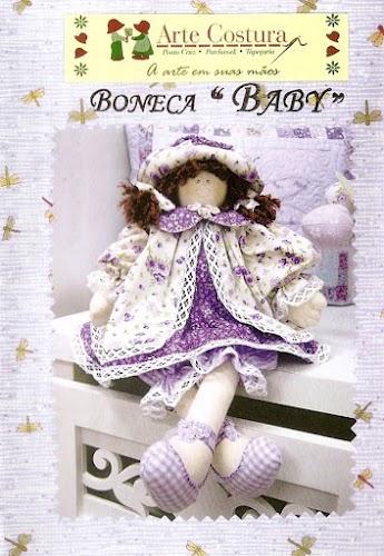 Arte e Costura - Boneca Baby1 (345x500, 64Kb)