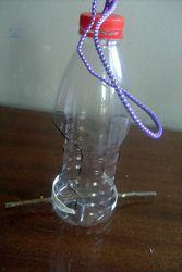 Несложная кормушка для птиц из пластиковой бутылки. Поможем пернатым вместе!