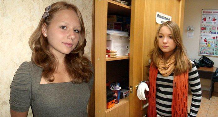 Самоубийство школьниц в Подмосковье