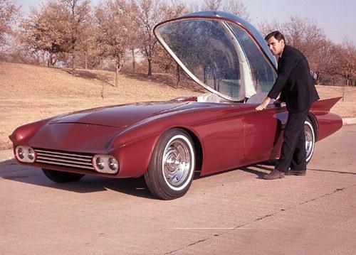 концепт авто прошлого