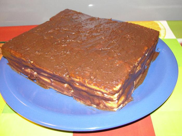 Торты из печения с фото