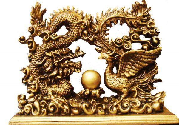 Символы Фэн-Шуй - Ключ Дракон, Слон, Черепах