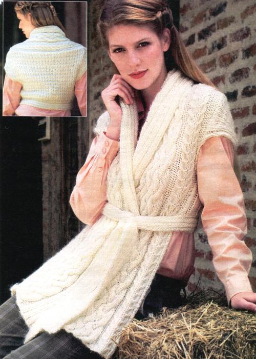 жилет-шарф (500x700, 493Kb)