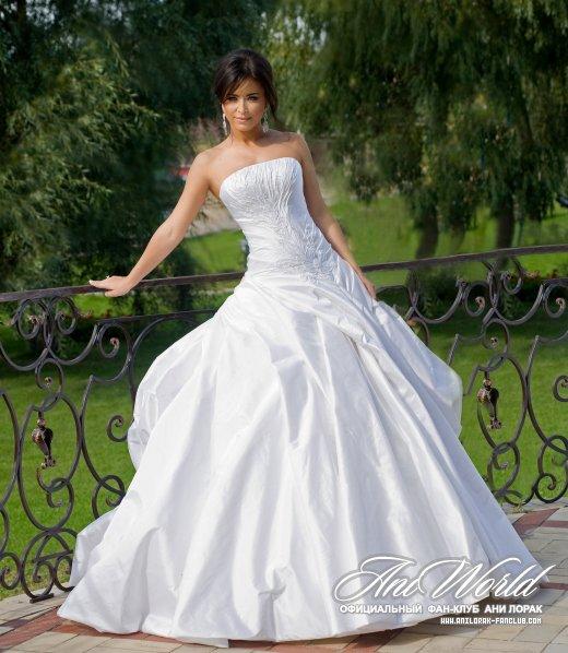 Ани лорак свадебные платья