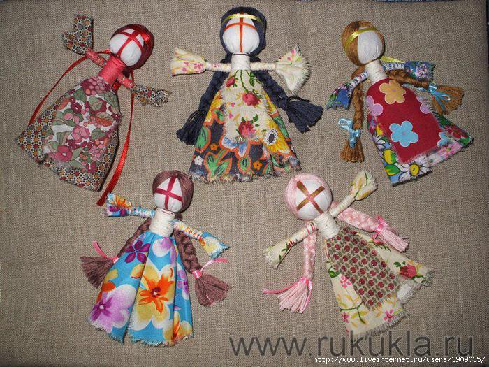 Картинки куклы своими руками