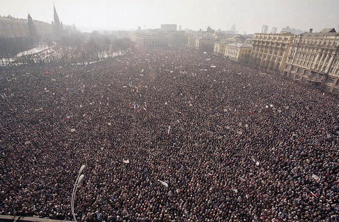 """митинг против добычи никеля воронеж - хорошо бы столько """"народу"""" ))))"""