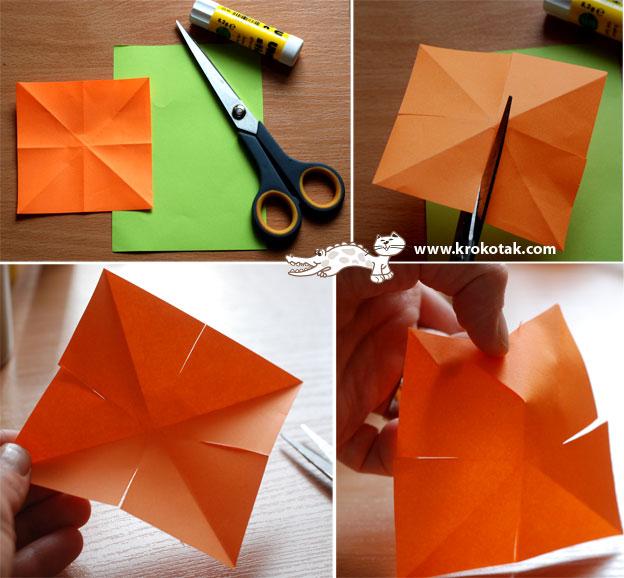 Поделка из бумаги своими руками фото