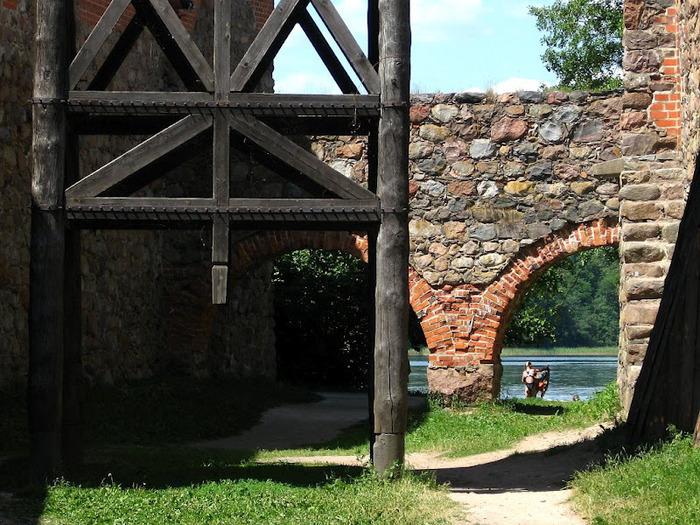 Тракайский замок недалеко от Вильнюса 86144